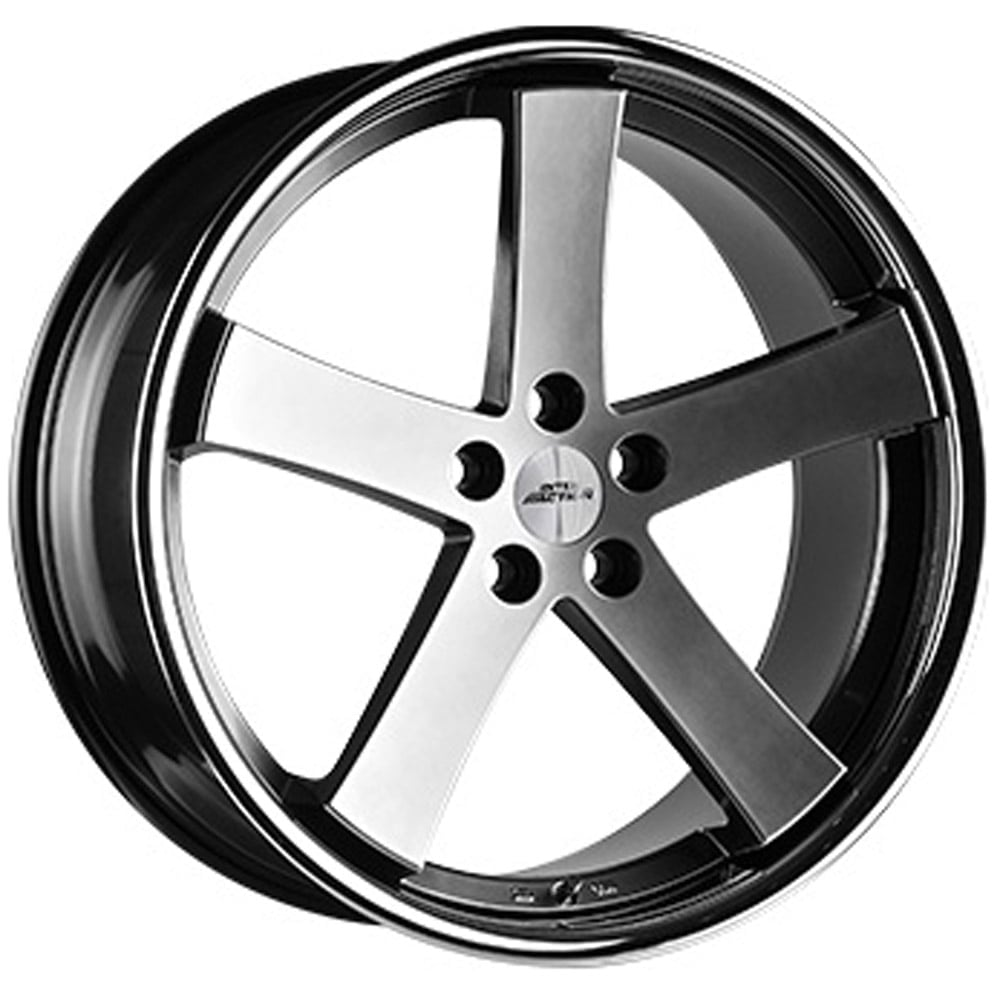 inter action racing rims inter action rims on sale at pneus online. Black Bedroom Furniture Sets. Home Design Ideas