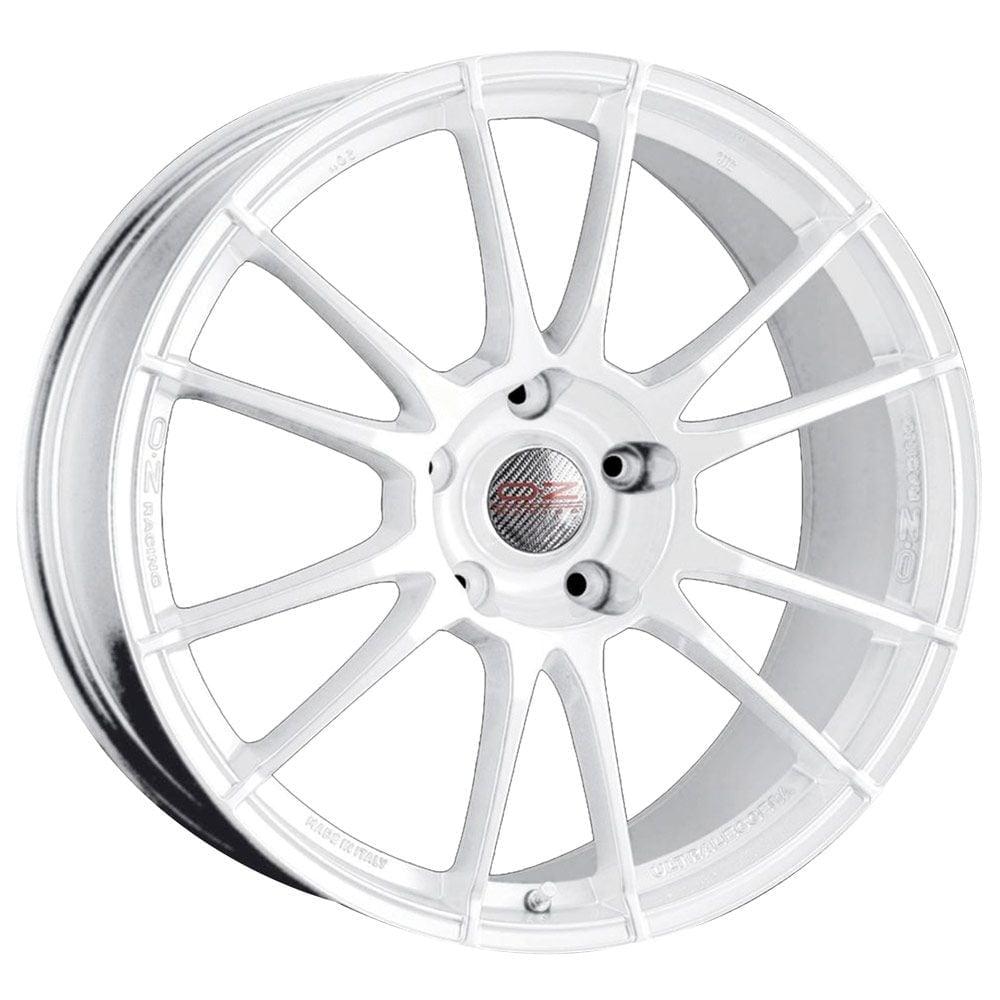 Jante alu oz ultraleggera blanc 5x108 et55 75 pour for Comparateur garage pneu
