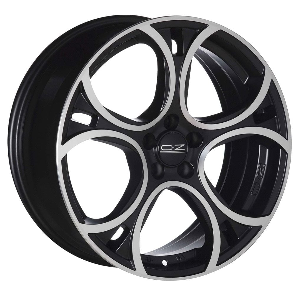 oz wave rims oz rims on sale at pneus online. Black Bedroom Furniture Sets. Home Design Ideas